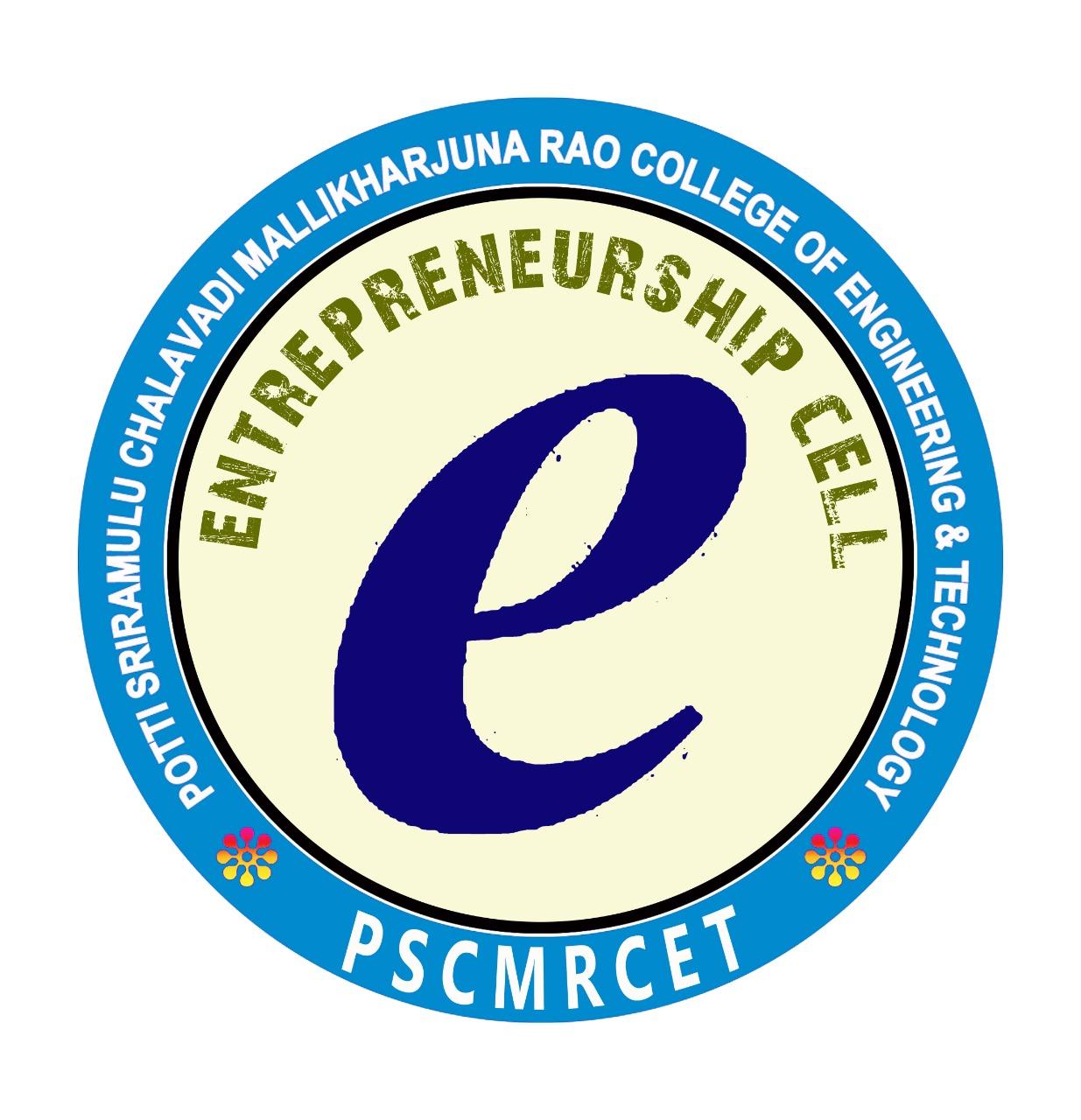 PSCMRCET Entrepreneurship Cell